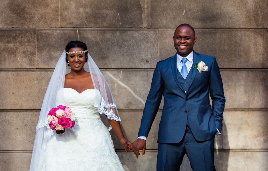 Royal Exchange Wedding Photographer Pamela And Abiola S